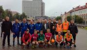 """Futbolo turnyras 3x3 """"Susitikime penktadienį"""" Panevėžyje"""