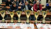 Apdovanotos stipriausios LFML Kauno vasaros 7x7 pirmenybių komandos