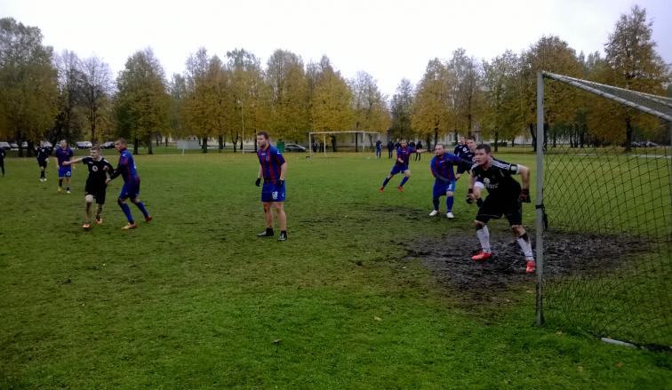 Lietingą šeštadienį, Panevėžyje paaiškėjo mėgėjų futbolo lygos nugalėtojai.