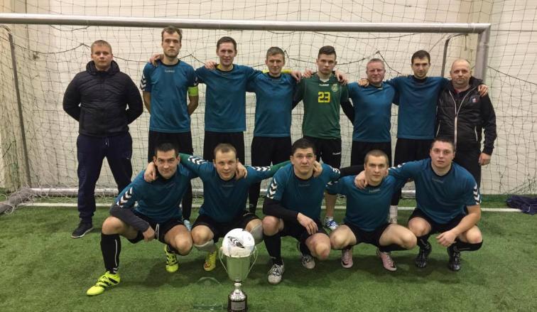 """LFML 7x7 finaliame turnyre Kaune – Panevėžio FK """"Orfa"""" triumfas"""