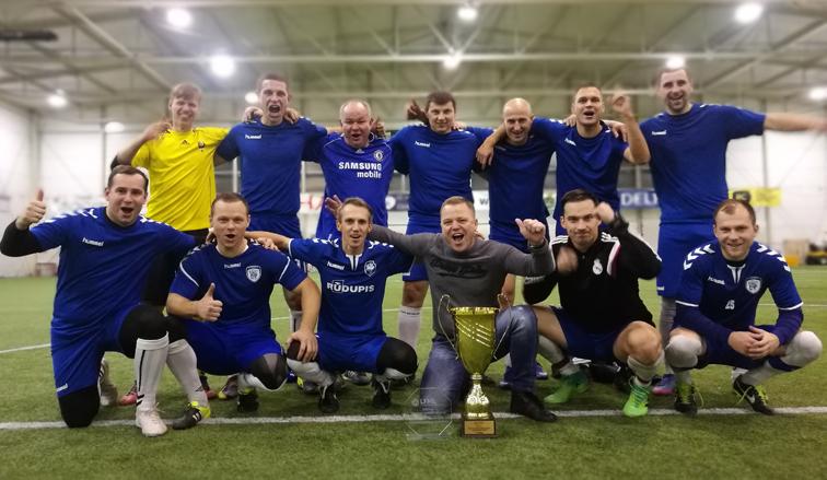 LFML Nugalėtojų turnyro 2017 pagrindinė taurė atkeliauja į Kauną.