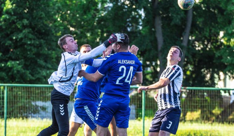 Kauno Vasaros pirmenybėse komandos pasidalino į divizionus